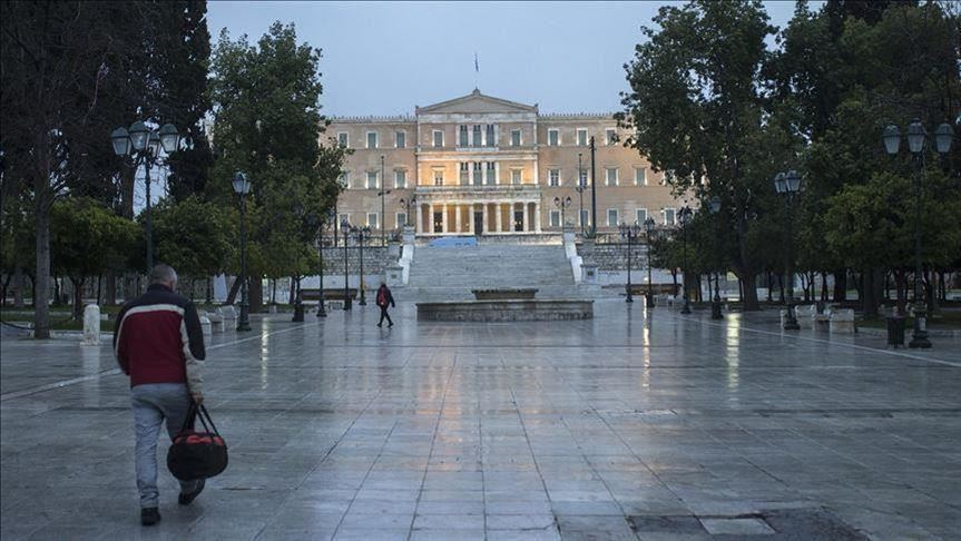 По пауза од речиси две години, од утрово во центарот на Атина се враќаат сообраќајните ограничувања