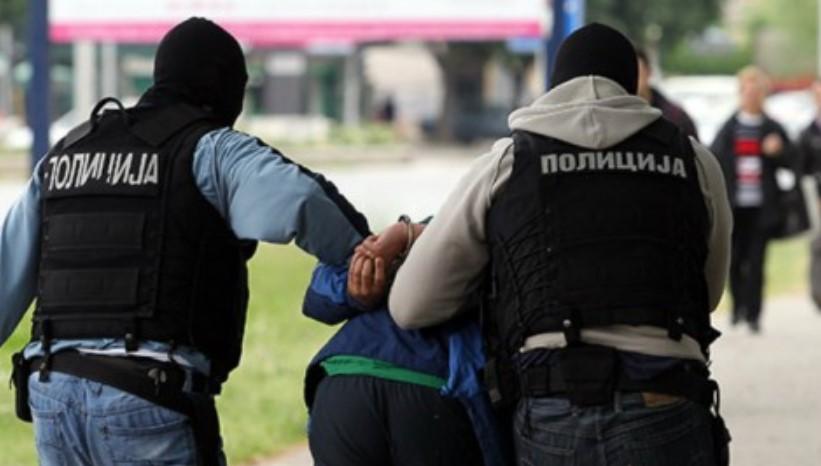 Приведен крадец од Скопје