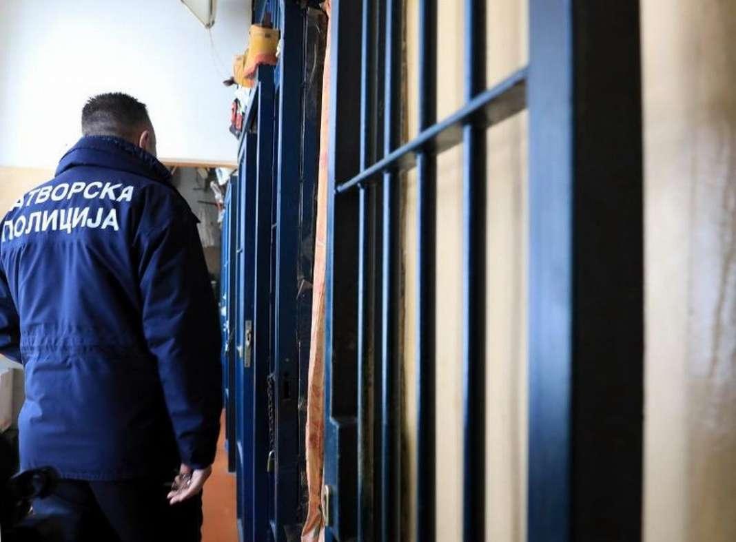 Пронајден мртов затвореник, телото дадено на обдукција