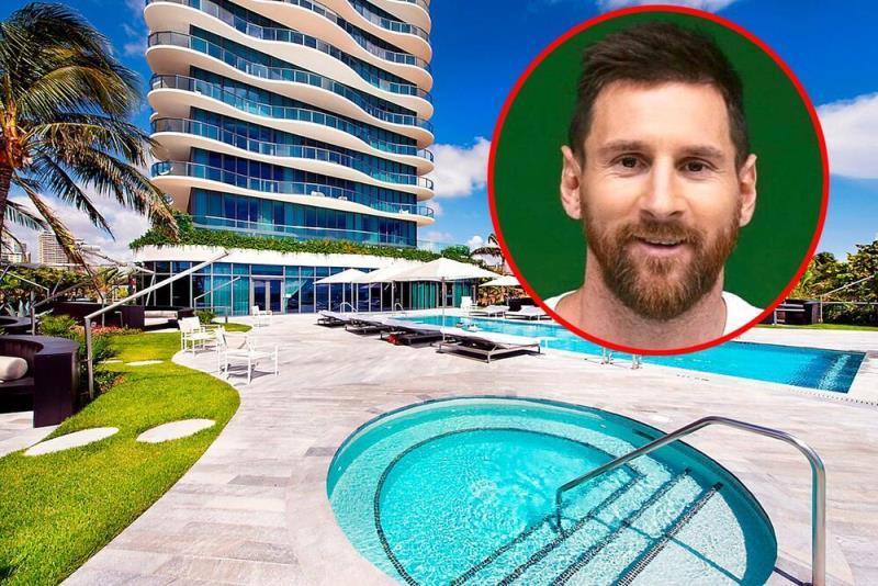 Погледнете го домот на Лео Меси во Мајами вреден седум милиони долари