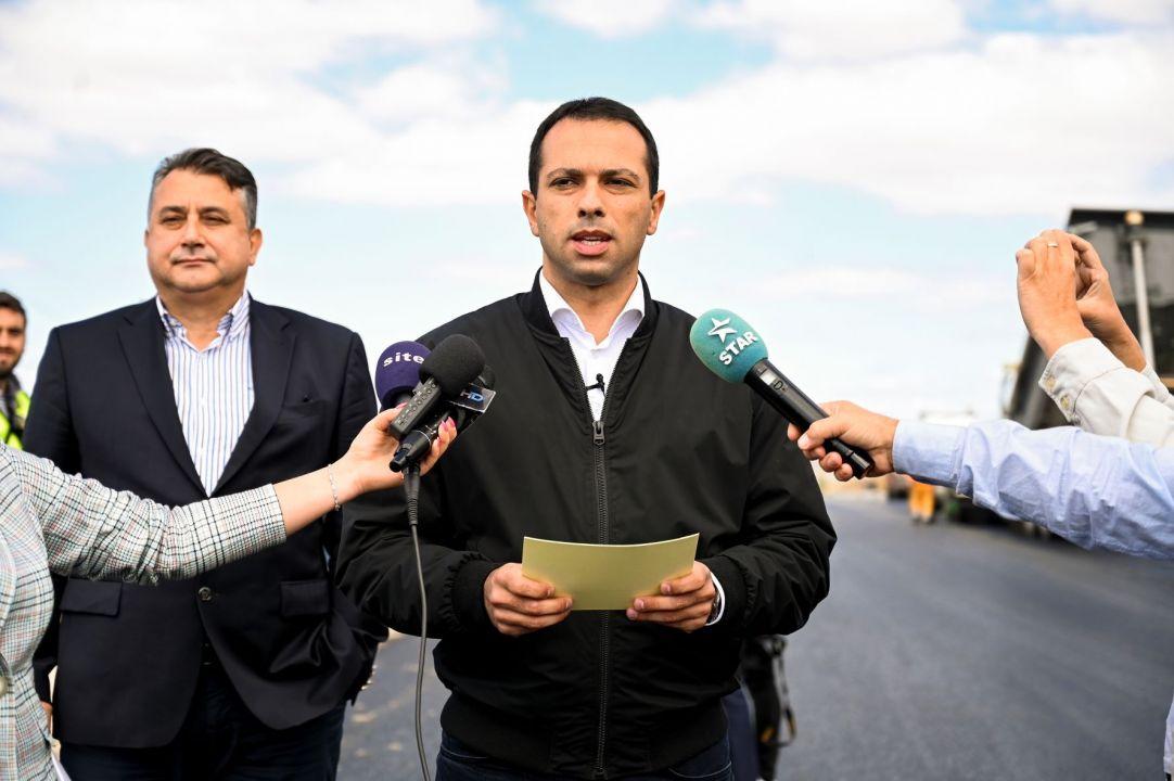 Бочварски: Привршуваме со изградба на обиколницата во Штип, експресниот пат до Радовиш готов до април 2022 година